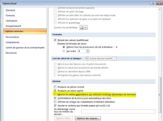 Comodo installer l'échange de certificat 2010