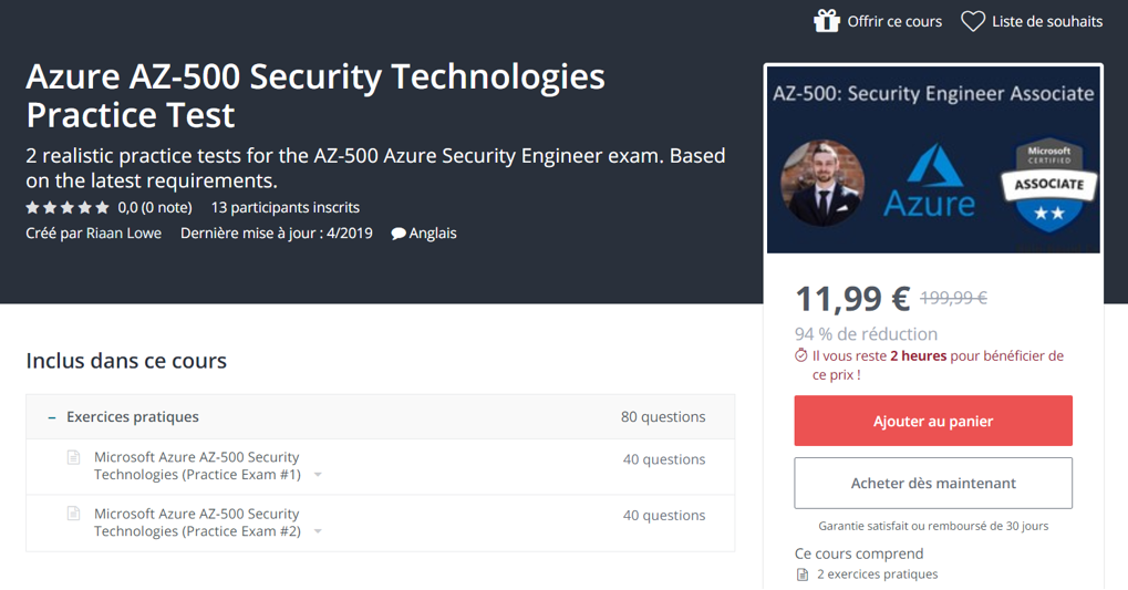 La sécurité dans le Cloud Azure/AWS – Le cloud de Piermick